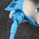 Blue Universal Mobile Phone Accessories Clip Holder Lazy Bracket Flexible Long