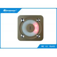 China Beautiful LED Small Bluetooth Speakers V4.0 Support TF / Line-In / AUX Port wholesale
