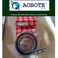 Buy cheap Small Friction FAG Roller Bearings Single Row ABEC 5 6018-2RSR from wholesalers