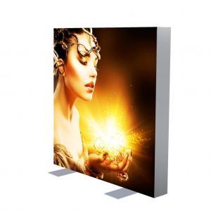 Quality Advertising LED Light Box Backlit Frameless Led Fabric Light Reinforced for sale