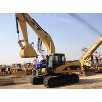 China 325DL  325D second hand caterpillar used excavator for sale track excavator construction digger for sale wholesale