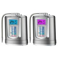 China -250 / -800mv Alkaline Electric Portable Water Ionizer Counter Top For Washing Water , 3000L - 12000L wholesale