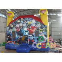China 3 Years Warranty Princess Inflatable Bouncer Inflatable Jumping Castle For Kids wholesale