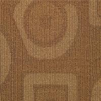 100% PP Commercial Carpet Floor Tiles 50cmX50cm Size For Restaurant