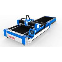 China TY-3015JD Fiber Laser Cutting Machine With Exchange Table wholesale