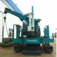 China ZYC80BS - B1 Mini Size Hydraulic Piling Machine For Building Construction wholesale