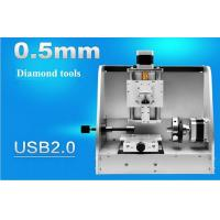 China Jewellery ring gold Mini cnc engraving machine with price wholesale