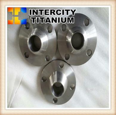 Quality ANSI B16.5 Forged flange Gr2 Titanium flange china manufacturer supplier for sale