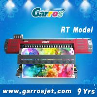 China Garros RT1801 Eco Solvent Printing Machine Best Choice for you! wholesale