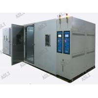China Climate Stability Test Usage Programmable Large Walk In Temperature And Humidity Chamber on sale