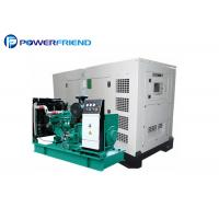 Quality Silent 250kw 275kva Electrical Cummins Diesel Power Generators 1500 Rpm Speed for sale