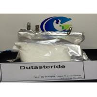 Buy cheap White Dutasteride Hair Loss Treatment Powder High Purity 99% from wholesalers
