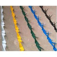 Wholesale Low Carbon Steel Fence Spikes / Garden Gate Security Spikes Color Painted from china suppliers