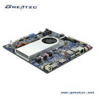 China 3855U Industrial PC Motherboard With 2 COM Ports , 2 HDMI LVDS DC12V Thin Mini Itx Motherboard wholesale