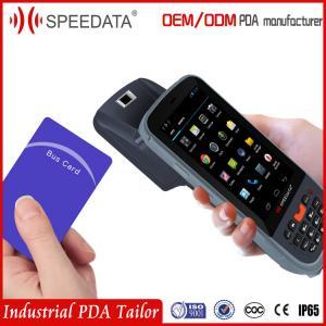 125Khz Handheld RFID Reader Android Tablet Integrated NFC Reader Module