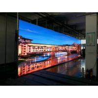 China Digital Stage LED Screens Billboards , Video p6 indoor led display Screen precision wholesale
