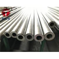 China Round Seamless DOM Steel Tube BS 6323-4 CFS 3 / CFS 3A / CFS 4 wholesale
