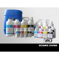 China Textile Ink for Direct to Garment Printing with Flatbed Printers Modified from Epson 7880 on sale