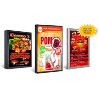 China Outdoor and indoor large formatbacklitfilmprinting / Backlit Posters Printing wholesale