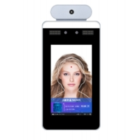 China Biometric Body Temperature Thermal Face Recognition Terminal wholesale