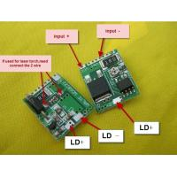 Quality 500mW-1 W 445nm/447nm/450nm Blue Laser Drive Circuit Board / Double lithium for sale