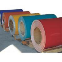 China 3004 3105 3003 Color Coated Aluminum Coil , Blue Aluminum Sheet Metal Rolls wholesale