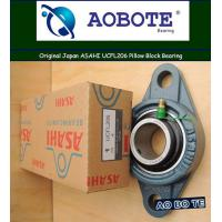 China ASAHI UCFL206 Pillow Block Bearing 2RS with Low Noise ABEC-5 For Wheel wholesale