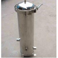 China Industrial Reverse Osmosis Filter Housing , Ss Membrane Housing 1 Year Warranty wholesale
