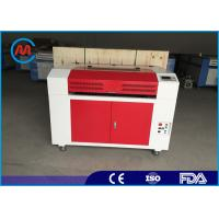 China Digital CO2 Laser Engraving Machine , High Speed Leather Laser Engraver wholesale