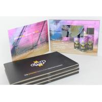 China 512M automatic advertising handmade Video Booklet for business promotional wholesale