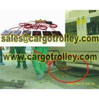 China Air bearing movers air pallets details on sale