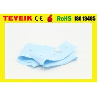 Wholesale Medical Equipment Fetal Monitoring Belts Disposable CTG Straps , Blue Color from china suppliers