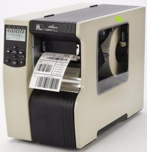 China Zebra 110Xi4 Thermal Barcode Label Printer 300/604 DPI,Ethernet/Serial/USB Line Cord Zebra wholesale