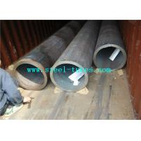 China Smooth / Oiled Surface Round Structural Steel Tubing Length 1 - 12m Gb/t699 wholesale
