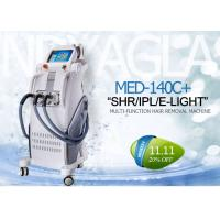 China Professional IPL SHR E-Light Hair Removal Machine , Pigmentation Removal Machine wholesale