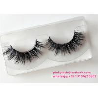 China wholesale 100% real siberian mink fur mink eyelashes 3d mink lashes wholesale