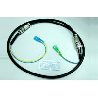 China Waterproof IP68 Fiber Optic Patch Cord FTTX With Nickel Plated Copper wholesale