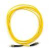 Buy cheap ST-FC Singlemode / Multimode Optical fiber patch cord Simplex / Duxplex OTDR Certicated from wholesalers