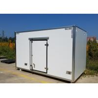 China High Performance Refrigerated Van Truck Bodies With Aluminum Profile wholesale