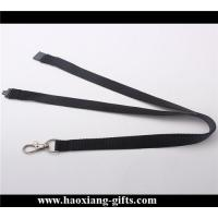 Quality custom Polyester Lanyards10*900mm blue color with your logo as require for sale
