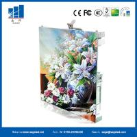 China High Brightness HD P8 Led Matrix Display Backdrop Screen 2-3 years Warranty wholesale
