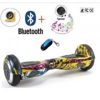 China Electric Scooter Skateboard Hoverboard Self Balancing Scooter Hoverboard Bluetooth wholesale