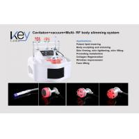 China Easy Control Cavitation Rf System For Promoting Metabolism / Face Lifting wholesale