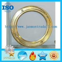 Buy cheap Customed Special Brass/Bronze/Copper Washer,Brass thrust washer,Bimetallic thrust washer,Copper washer,Flat washer from wholesalers