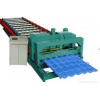 China 380V 250mm H - Beam Aluminium Corrugated Sheet Roll Forming Machine on sale
