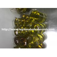 China Semi Finished Androgenic Anabolic Steroids Oil Blend Liquid TMT 300 For Fitness wholesale