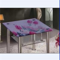 Quality CMYK / White Ink Uv Digital Printing For Table Cover Eco - Friendly for sale