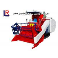 China Self Propelled Rice Wheat Combine Harvester Machine Lower Lose Rate High Efficiency wholesale