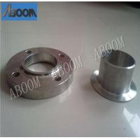 China LJ LF SE F51 S31803 Duplex Stainless Steel Butt Welding Ring Loose Flange on sale