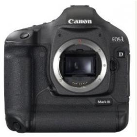 China wholesale Canon EOS 1D Mark III 10.1MP Digital SLR Camera on sale